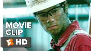 Deepwater Horizon Movie CLIP - Discovery (2016) - Dylan O'Brien Movie