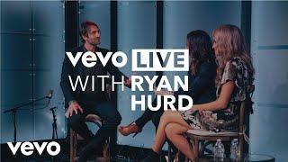 Vevo Live at CMA Awards 2017 - Ryan Hurd Premieres Love In A Bar ft. Maren Morris