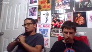 Adrien Broner vs Jessie Vargas LIVE FIGHT REACTION