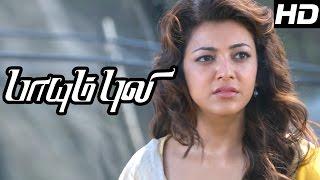Paayum Puli Tamil Movie | Scenes | Vishal Kills Kiran, Vishal Proposes Kajal | Vishal, Kajal Agarwal