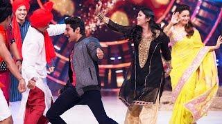 Sairat Team On So You Think You Can Dance | Rinku Rajguru | Aakash Thosar