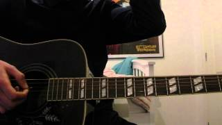 How to Play - Sinematic (Acoustic) - Motionless in White