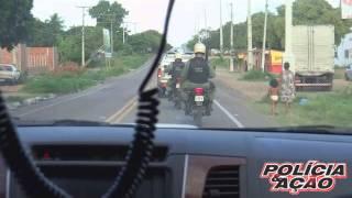 Polícia Militar intensifica abordagens na cidade de Iguatu/CE