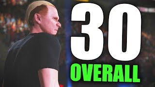Can A 30 OVERALL James Ellsworth BEAT Curt Hawkins?! (WWE 2K18 Challenge)