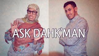 #ASK DAHK'MAN & MIQUELINE (F.A.Q)