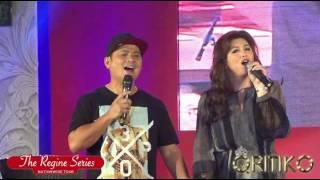 REGINE VELASQUEZ & OGIE ALCASID - Hanggang Ngayon (The Regine Series Nationwide Tour - SM City Cebu)
