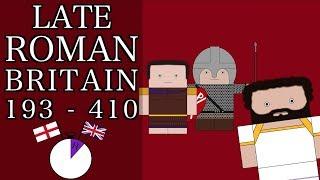 Ten Minute English and British History #02 - Late Roman Britain (Short Documentary)