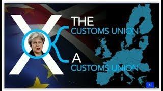 Brexit fallout: May stuck at customs as Irish border deadline looms