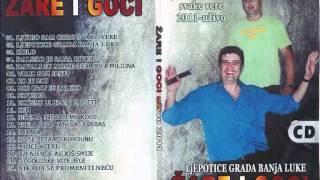 Zare i Goci - Volio sam Janju Uzivo 2011