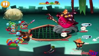 ANGRY BIRDS EPIC: Wiz Pig
