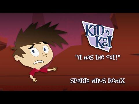 Xxx Mp4 Kid Vs Kat Coop Burtonburger Has A Sparta Virus Mix 3gp Sex