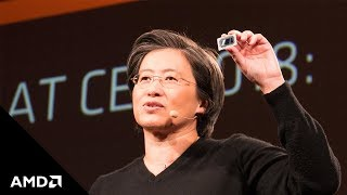 AMD Tech Day 2018