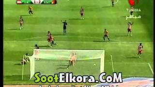 اهداف الترجى - الافريقى 3-1 الدورى التونسى 2013