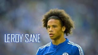 Leroy Sane I All Goals & Assists (Bundesliga) I Schalke 04 I 2015/16