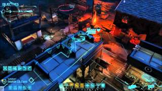 XCom Enemy Within - vs Zombies and Crysalids Only on a Fisherman Village - Operation Stone Heart