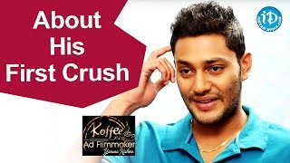 Prince About His First Crush || Koffee With Yamuna Kishore