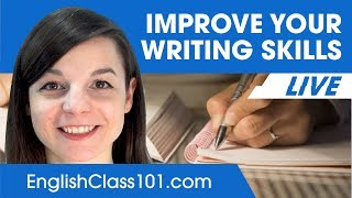 Improve Your Writing Skills and Make Long Sentences in English!