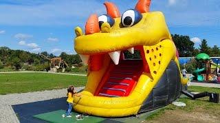 Dream Park Ochaby part 3 - Outdoor Playground; Pla