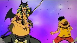 Monkey D Luffy Vs. Assistant Warden Hannyabal! - One Piece 446 Eng Sub HD