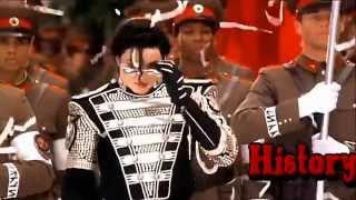 Michael Jackson's History Introduction