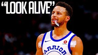 """Stephen Curry Mix - """"Look Alive"""" Ft. Drake & BlocBoy JB (2018)"""