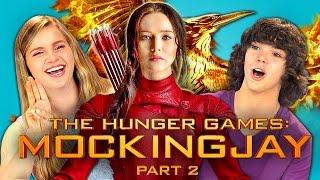 Teens React to Hunger Games: Mockingjay Part 2