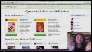 How do you sign an e-book? With Authorgraph!
