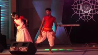 Ukha ukha Dance Performance-শিঞ্জন'১২,RAG'16,Khulna University