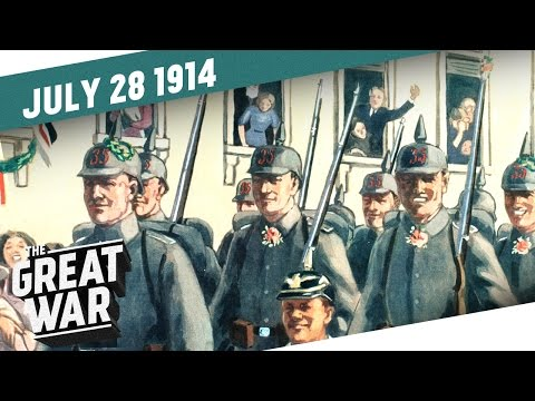 Xxx Mp4 The Outbreak Of WWI How Europe Spiraled Into The GREAT WAR Week 1 3gp Sex