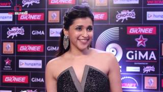 mannara chopra at Gima Awards 2015