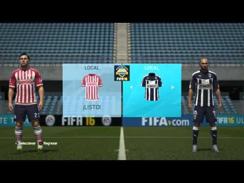 Xxx Mp4 FIFA 16 Liga MX Mexico Kits And Ratings 3gp Sex