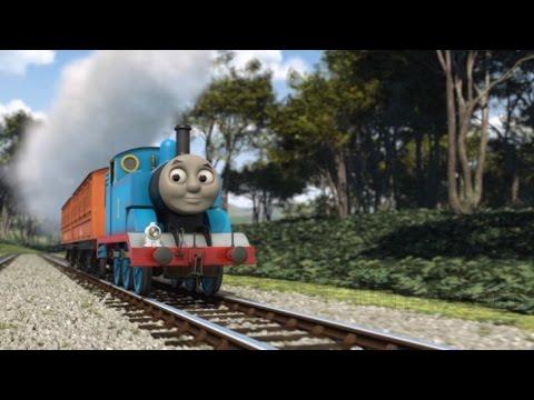 Thomas e seus amigos O mistério da montanha azul