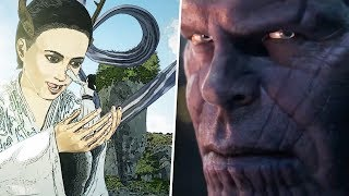 Infinity Stones & Nuwa Chinese Mythology | Avengers Endgame | Mythology in Marvel #3 | Myth Stories