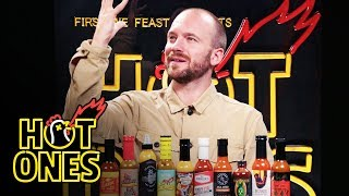 Sean Evans Reveals the Season 10 Hot Sauce Lineup | Hot Ones