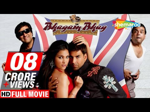 Download Bhagam Bhag [2006] Hindi Comedy Full Movie - Akshay Kumar - Govinda - Lara Dutta - Paresh Rawal HD Mp4 3GP Video and MP3