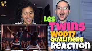 Les Twins - World of Dance 2017 Qualifiers   REACTION