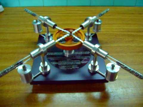 Andres Sanzol Motor Stirling Engine