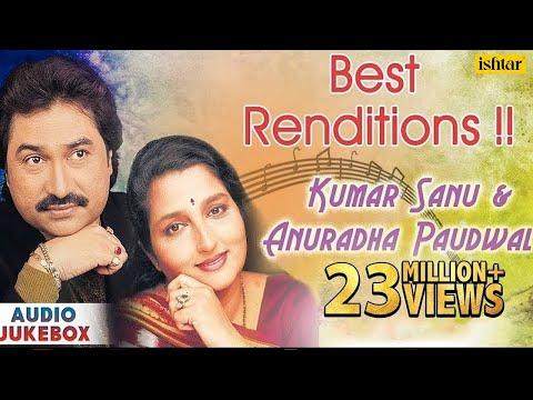 Best of Bollywood Kumar Sanu & Anuradha Paudwal Songs | Evergreen Hindi Songs