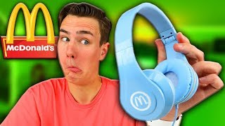 McDonalds Made $1 Headphones?