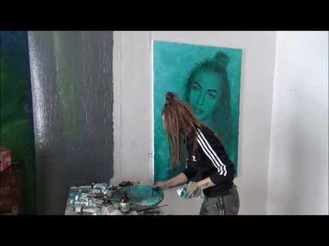 Xxx Mp4 Oilpainting Kalinovska Tetiana Art Sunny Woman 3gp Sex