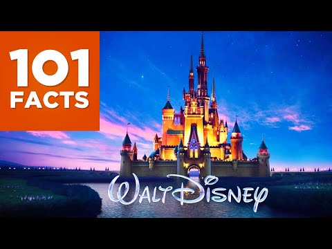 101 Facts About Disney