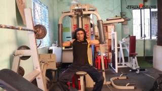ফিটনেস মিশনে কুদ্দুস বয়াতি || Kuddus Boyati in fitness mission