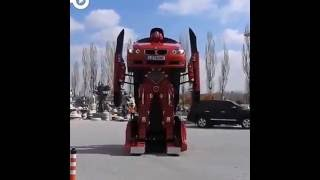 Transformer BMW , ধারুন গাড়ি !!!
