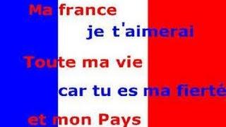 Ma France, je t'aime !