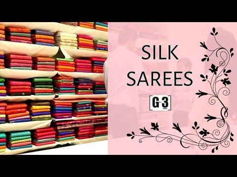 Different Types of Silk Sarees in Trend 2016, Paithani, Kanjivaram, Banglori