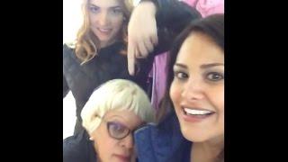 Vanessa Bauche, Minnie West y Martha Mijares en vivo desde Telemundo Estudios #EvaLaTrailera
