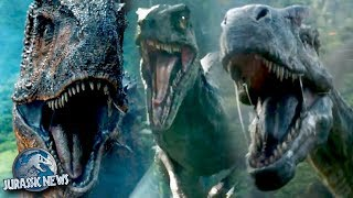 JURASSIC WORLD 2 Trailer Breakdown and Analysis!     Jurassic World News Update