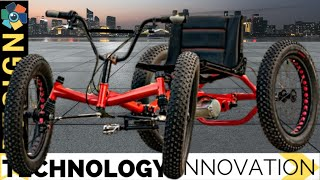 5 AWESOME SCOOTERS and E BIKES That Could Change How You Travel #9