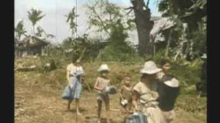 WWII PHILLIPINES 3 OF 3 RARE COLOR FILM