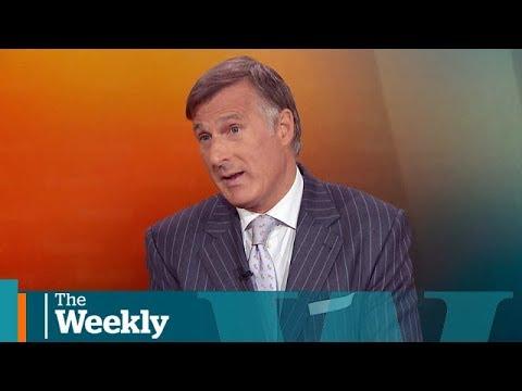 Bernier on libertarian politics and Rebel Media The Weekly